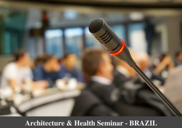 EVENT - Architecture & Health Seminar Brazil
