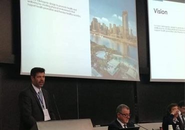 Academy CEO at the First European Chapter Symposium