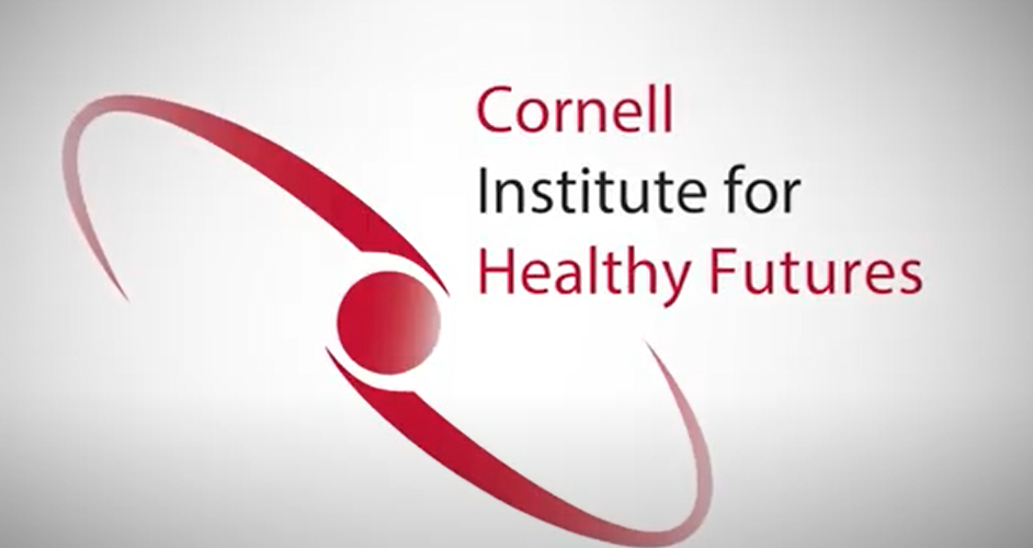 CORNELL INSTITUE FOR HEALTH FUTURES: Applying Principles of Healthcare Design - A conversation with Alan Dilani